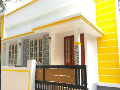 2 BHK House for Sale at Kongorpilly, Varapuzha.