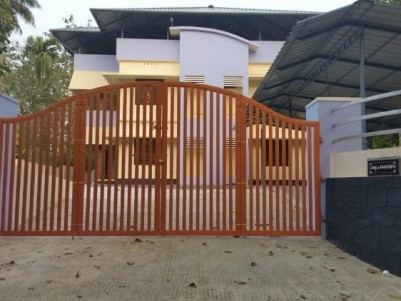 Newly Constructed 2 BHK 2 Stories Flats for Sale at Adoor.