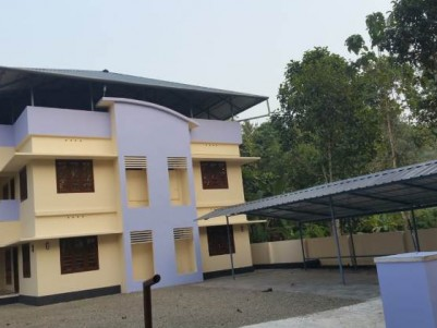 A Newly Constructed Flats for Rent at Adoor.