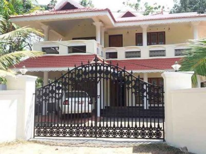 4 BHK Fully Furnished House for Sale at Piravam, Ernakulam.