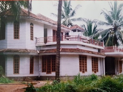 Spanish Style Villa for Sale at Iritty, Kannur.