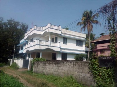 1400 Sq.ft 3BHK House on 3 Cents of Land for Sale at Udayamperoor, Ernakulam.