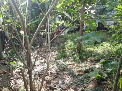 Residential Plot for Sale at Chethipuzha, Changanasserry.