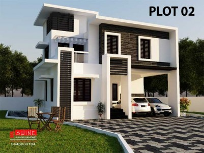 3 BHK House for Sale at Puthur, Palakkad.