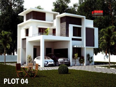 New House for Sale at Puthur, Palakkad.
