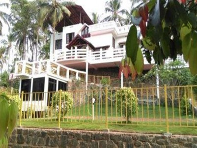 Resort Style Bunglow For Sale at Kozhikode.