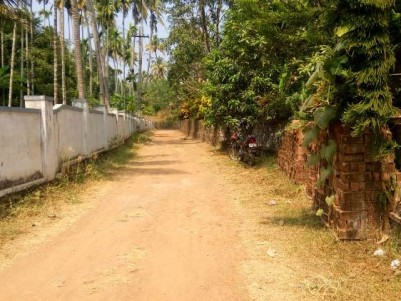 Residential Land Near River Side for Sale at Puthukkad, Thrissur.
