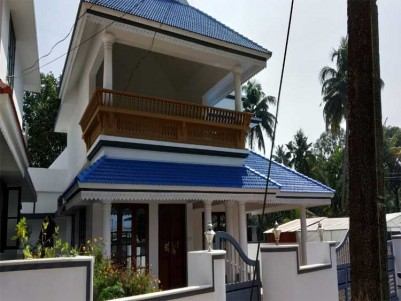 4 BHK Independent House for Sale at Abattukavu, Ernakulam.
