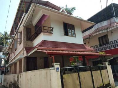 3 BHK Independent House For Sale at Kadavanthra, Ernakulam.