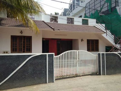5 BHK Single Storied House For Sale at Kaloor, Ernakulam.