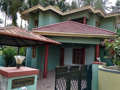 Independent House For Sale at Aluva, Ernakulam.