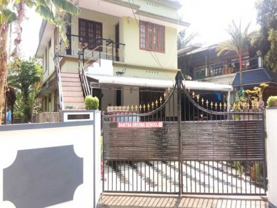 4 BHK Independent House For Sale at Eloor, Ernakulam.