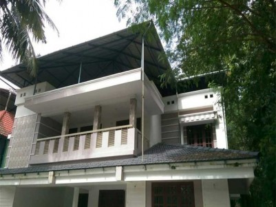 4 BHK Independent House For Sale at Ayyanthole, Thrissur.
