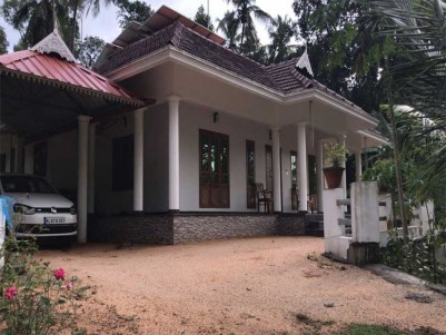 78 Cents of  Land With Indpendent House For Sale at Ramapuram,  Pala, Kottayam.