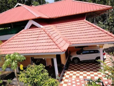 3 BHK Independent House For Sale at Pala, Kottayam.