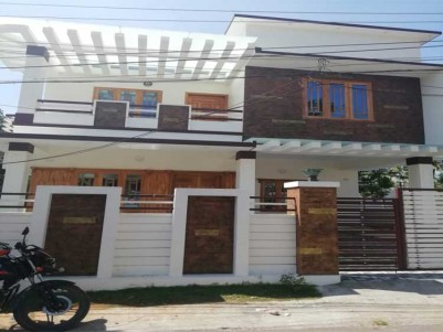 4 BHK New House For Sale at Thiruvananthapuram.
