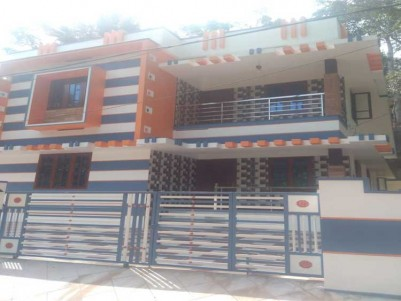 3 BHK Independent House For Sale at Peyad, Thiruvananthapuram.