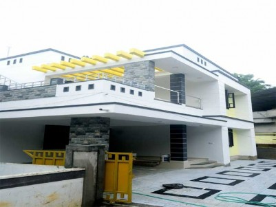 4 BHK Independent House For Sale at Thiruvananthapuram.