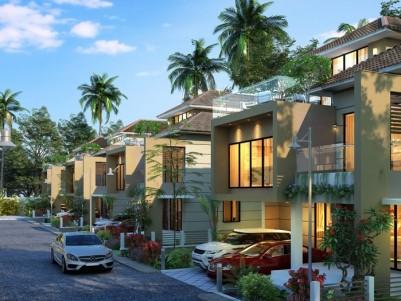 SpaceTon Builders - Tree Tales - Luxury Villas.