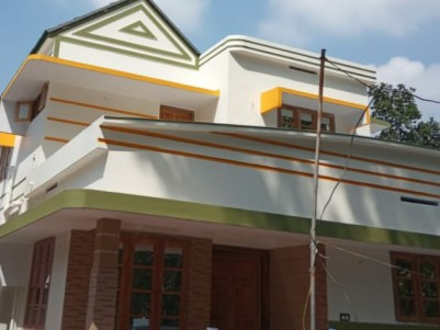 1400SQ.FT 3BHK New house on 5cents of land  for sale at Mulamthuruthy Ernakulam