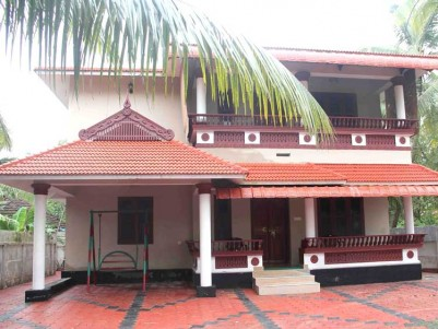 Fully Furnished Posh House for Sale at Chavakad Beach Front side Thrissur