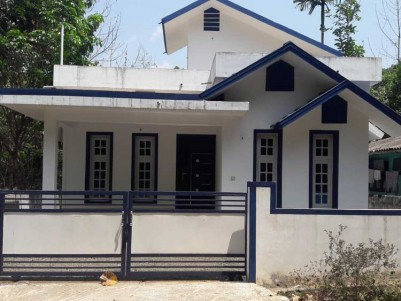 1150 Sq.Ft, 2 BHK Fully Furnished House on 6 Cents at Nilambur
