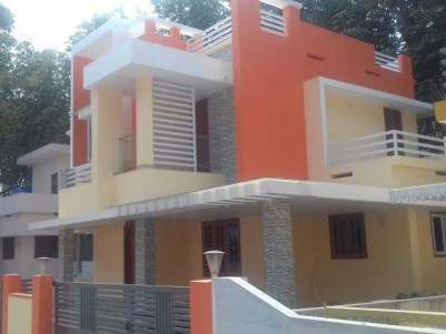 1500 SQ.FT 3 BHK  New House on 4.25 Cents of Land for Sale at Pallikkara,Ernakulam.