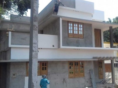 1300 SQ.FT 3 BHK New House  on 4.25 Cents of Land for Sale at Pallikkara, Ernakulam.