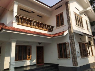 2900 Sq .ft  4 BHK House on 12.750 Cents of Land for SAle at Ettumanoor, Kottayam