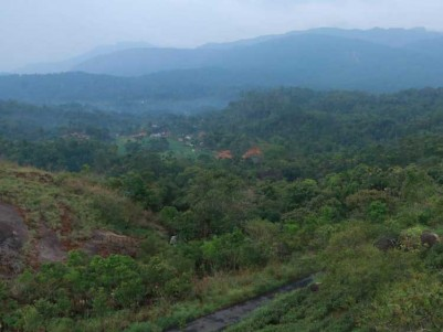 10 Acre Commercial Land for Sale at Kottapara, Munnar