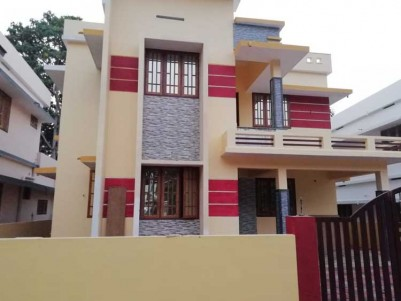 1830 SqFt  3 BHK on 6 Cents of Land for Sale at pattimattom