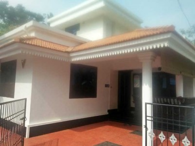1600 Sq.Ft, 3BHK House on 6 Cents of Land for Sale at Adat, Thrissur.