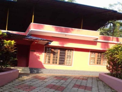Independent House on 40 Cents of Land for Sale at Kannur, Near Airport.