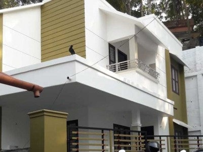 3 BHK House on 4 Cents of Residential Land for Sale at madhyamam, Calicut