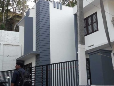 3 BHK House on 4.5 Cents of Land for Sale at Calicut