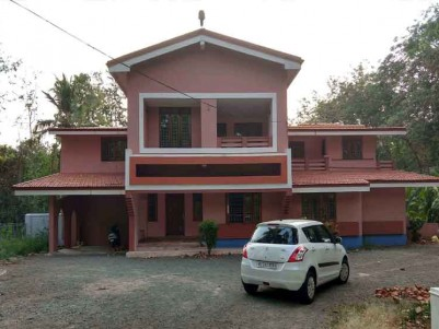 Fully Furnished House for Sale at Changanasserry, Kottayam.