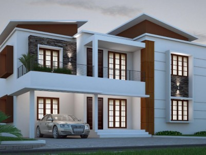 Cloud 9     3 BHK&4 BHK  Villa in thalassery