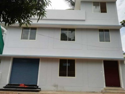 1300 Sq.Ft Building for Rent at near Thampanoor  Bus stand, Trivandrum