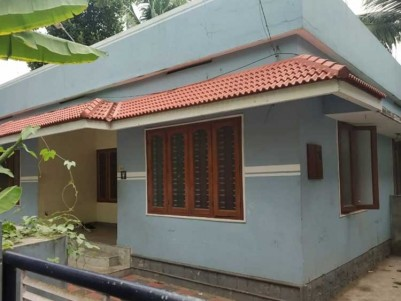 1600 Sq.Ft 3BHK House on 7.5 Cent  Land for Sale at Trivandrum, (very close to International Airport