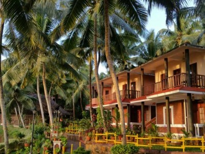2.5 Acres Ayurvedic Resort for Sale at Thampanoor, Trivandrum