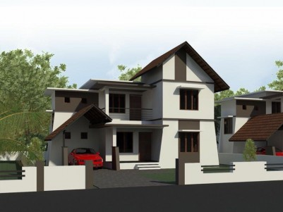 20 Villas For sale at Nilambur (2 BHK)