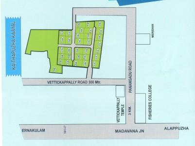 Land for Sale at Panangad, Ernakkulam.