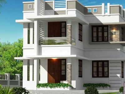 3 BHK Villa (1700 SqFt) on 5 Cents of Land for Sale at Palakkal