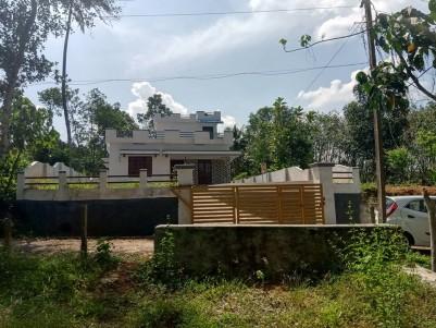 2 BHK Villa for Sale Near NSS Polytechnic, Perumpulikal-Kurampala, Pandalam.