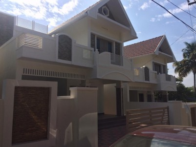 4 BHK New Ready to Occupy Villa for Sale at Kalamassery, Ernakulam