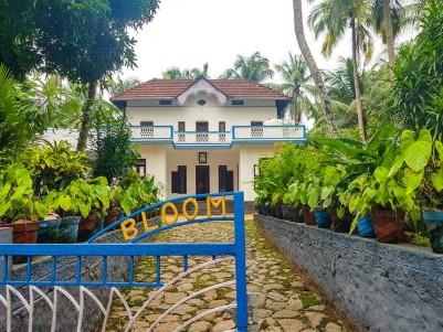 65.75 Cent Land with Traditional Villa for Sale at Chittattukara (Near Guruvayoor), Thrissur.