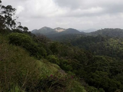 18 Cents of Land with 1100 SqFt Building for Sale at Santhanpara, Idukki