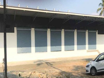 Commercial Warehouse for Rent at Paravur.