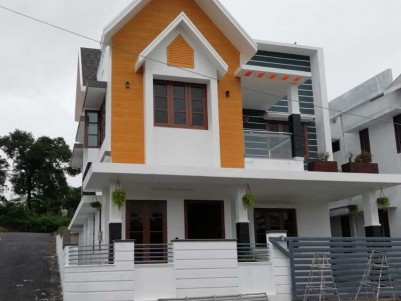 1500 SqFt, 3 BHK on 3 Cent for Sale at Pukkattupady, Ernakulam