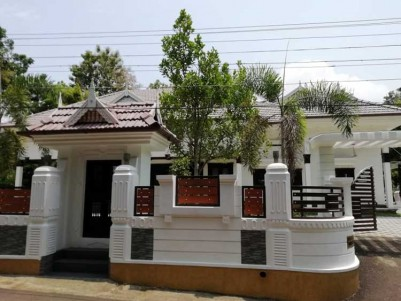 3600 SqFt, 4 BHK on 25 Cent for Sale at Perumbavoor, Ernakulam